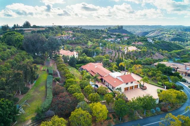 6435 Via Naranjal, Rancho Santa Fe, CA 92067 (#180015354) :: Fred Sed Group
