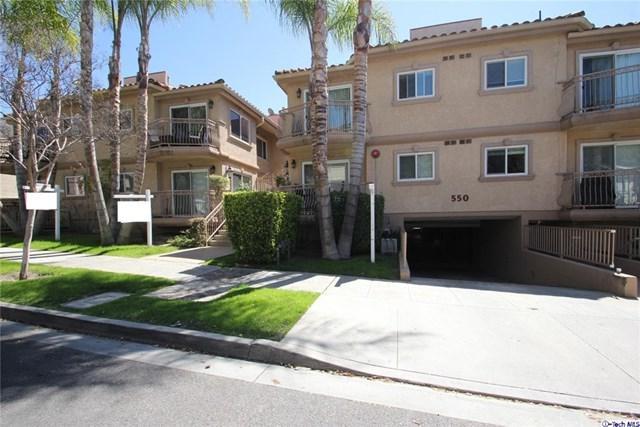 550 E Santa Anita Avenue #101, Burbank, CA 91501 (#318001120) :: Impact Real Estate