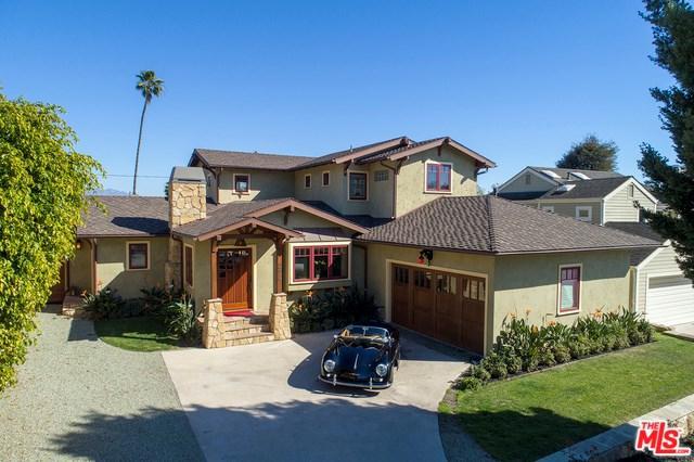 254 San Julian Avenue, Santa Barbara, CA 93109 (#18327262) :: Barnett Renderos