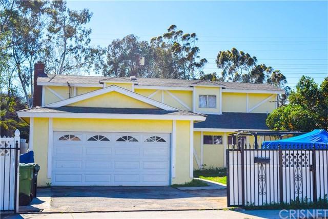 10829 Arbuckle Avenue, Mission Hills (San Fernando), CA 91345 (#SR18069030) :: Barnett Renderos