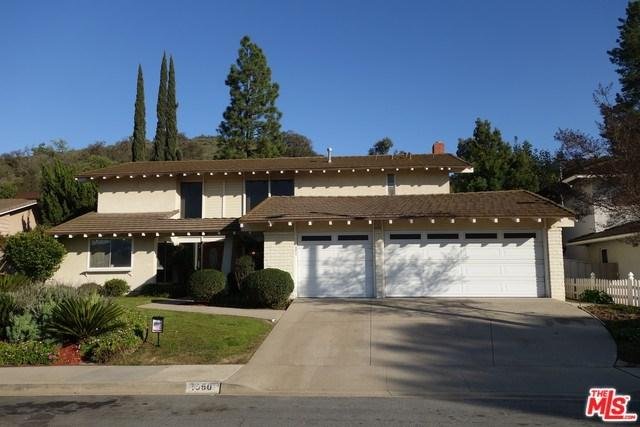1660 Aspenwall Road, Westlake Village, CA 91361 (#18326850) :: Pismo Beach Homes Team