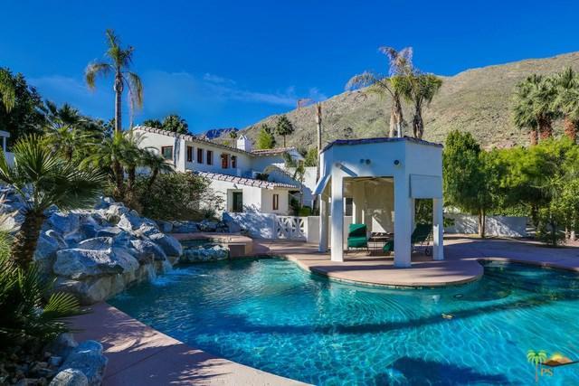 231 W El Camino Way, Palm Springs, CA 92264 (#18328284PS) :: Barnett Renderos