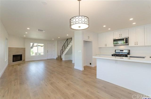 1149 N Parish Place #5, Burbank, CA 91506 (#318001123) :: Impact Real Estate
