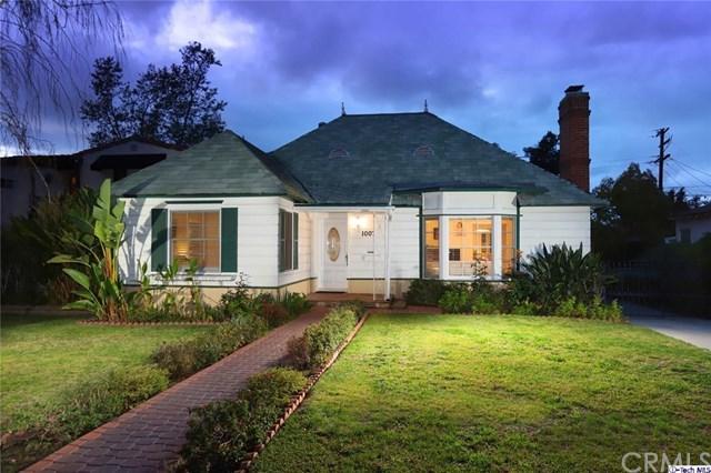 1007 N Cedar Street, Glendale, CA 91207 (#318000994) :: Impact Real Estate