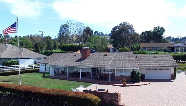 23 Chuckwagon Road, Rolling Hills, CA 90274 (#PV18074536) :: The Ashley Cooper Team