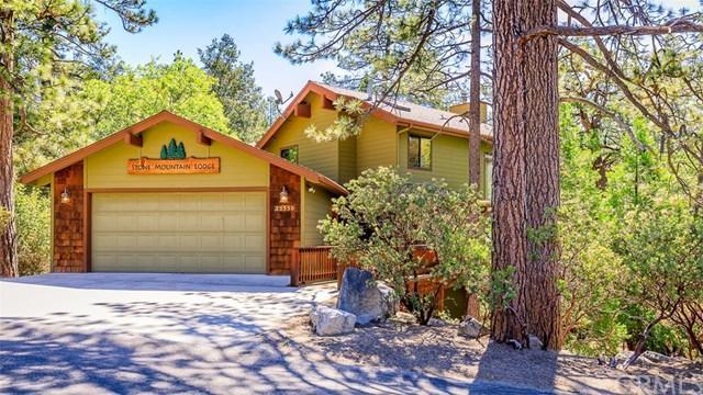 25550 Cedar Glen Drive, Idyllwild, CA 92549 (#SW18076456) :: Z Team OC Real Estate