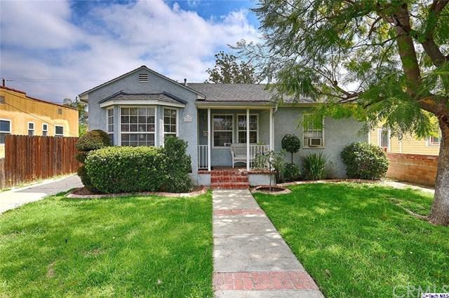 1236 N Lamer Street, Burbank, CA 91506 (#318001261) :: Impact Real Estate