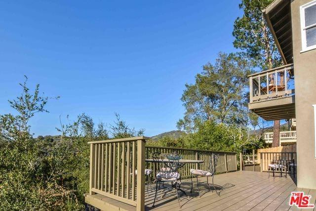 1150 Canyon Trail, Topanga, CA 90290 (#18329052) :: The Ashley Cooper Team