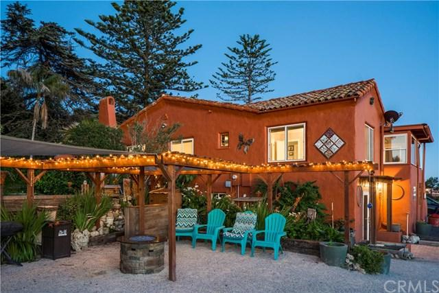 2920 Shell Beach Road, Pismo Beach, CA 93449 (#PI18078975) :: Nest Central Coast