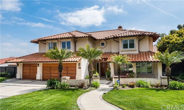 6 Silverbit Lane, Rolling Hills Estates, CA 90274 (#SB18074021) :: Barnett Renderos