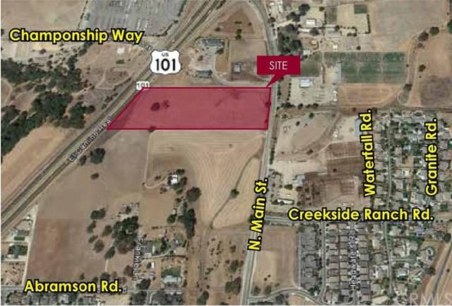 301 N Main Street, Templeton, CA 93465 (#PI18081542) :: Nest Central Coast