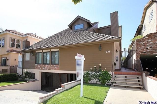 635 E Magnolia Boulevard B, Burbank, CA 91501 (#318001323) :: Impact Real Estate