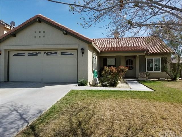 3316 Summer Breeze Avenue, Rosamond, CA 93560 (#RS18082594) :: RE/MAX Empire Properties