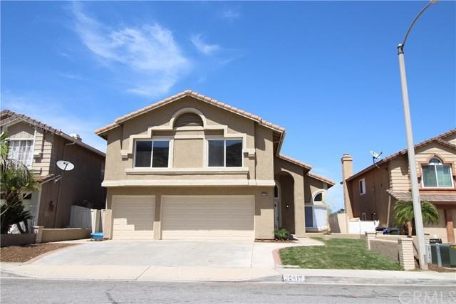 15418 Ridgecrest Drive, Fontana, CA 92337 (#CV18082815) :: RE/MAX Empire Properties