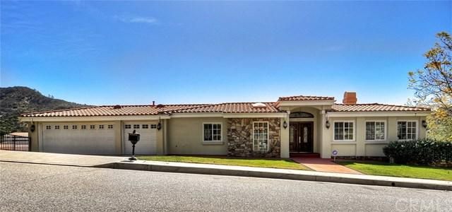 1740 Las Flores Drive, Glendale, CA 91207 (#OC18078598) :: Fred Sed Group