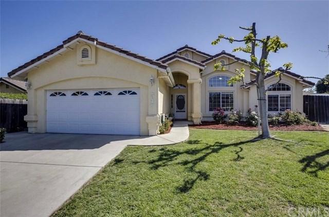 547 Fieldview Place, Arroyo Grande, CA 93420 (#PI18083375) :: Pismo Beach Homes Team