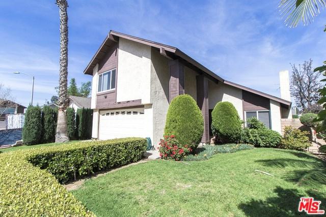 14955 Index Street, Mission Hills (San Fernando), CA 91345 (#18332782) :: Impact Real Estate