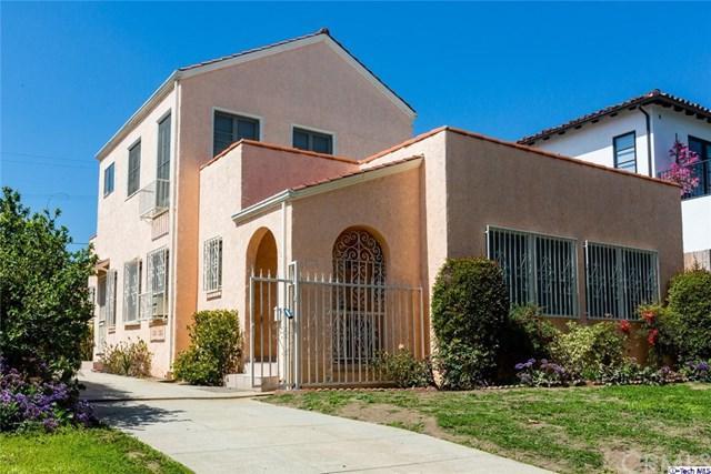 1945 N Berendo Street, Los Angeles (City), CA 90027 (#318001363) :: Barnett Renderos
