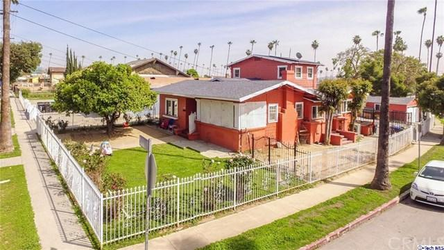 5302 Templeton Street, Los Angeles (City), CA 90032 (#318001379) :: Kristi Roberts Group, Inc.