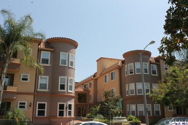 414 E Valencia Avenue #203, Burbank, CA 91501 (#318001386) :: Impact Real Estate