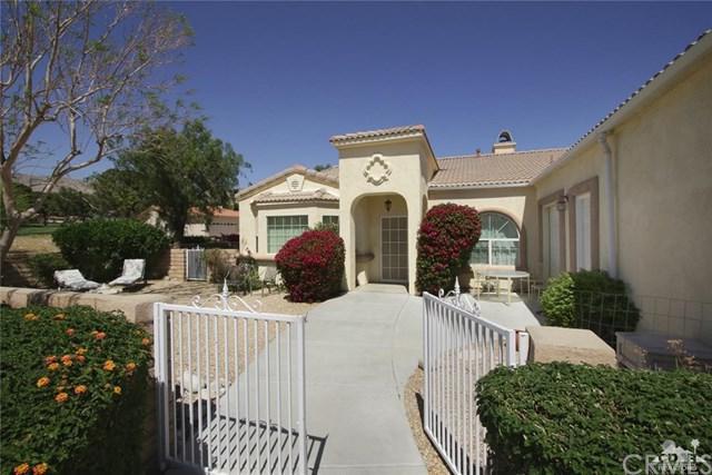 9360 Capiland Road, Desert Hot Springs, CA 92240 (#218011866DA) :: The Ashley Cooper Team