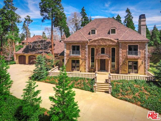 400 Cedar Ridge Drive, Lake Arrowhead, CA 92352 (#18333430) :: RE/MAX Empire Properties