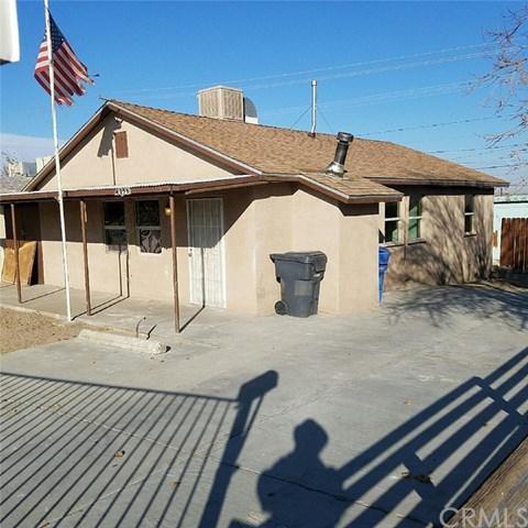 1321 W Buena Vista Street, Barstow, CA 92311 (#CV18086948) :: RE/MAX Empire Properties