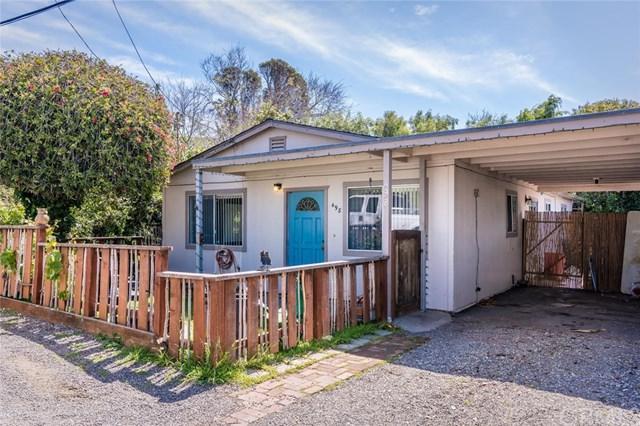 498 Island Street, Morro Bay, CA 93442 (#SC18087049) :: Nest Central Coast