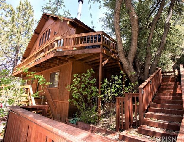 1812 Poplar Way, Pine Mountain Club, CA 93222 (#SR18087132) :: RE/MAX Empire Properties