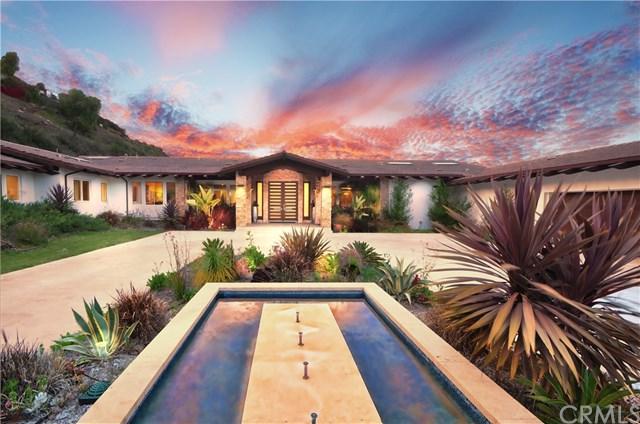 3 Appaloosa Lane, Rolling Hills, CA 90274 (#PV18087257) :: The Ashley Cooper Team
