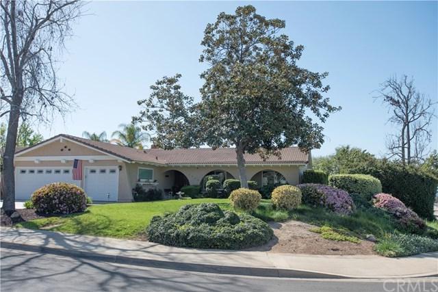 1342 Oak Mesa Drive, La Verne, CA 91750 (#CV18087515) :: Cal American Realty