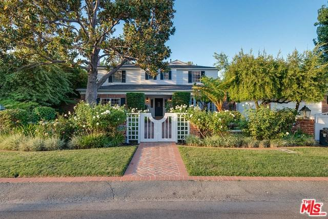 10433 Kling Street, Toluca Lake, CA 91602 (#18333876) :: The Brad Korb Real Estate Group