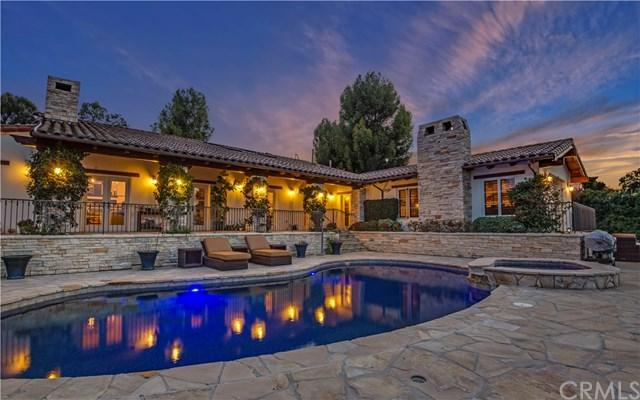 18 Portuguese Bend Road, Rolling Hills, CA 90274 (#PV18087647) :: The Ashley Cooper Team