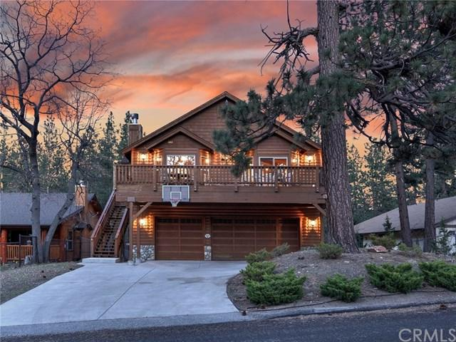 930 Waldstrasse Way, Big Bear, CA 92315 (#EV18087225) :: RE/MAX Masters