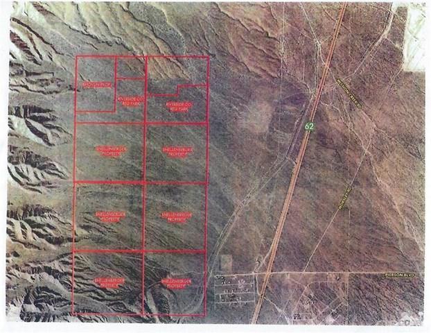 73-Acres Vacant Land, Desert Hot Springs, CA 92282 (#218012180DA) :: Barnett Renderos