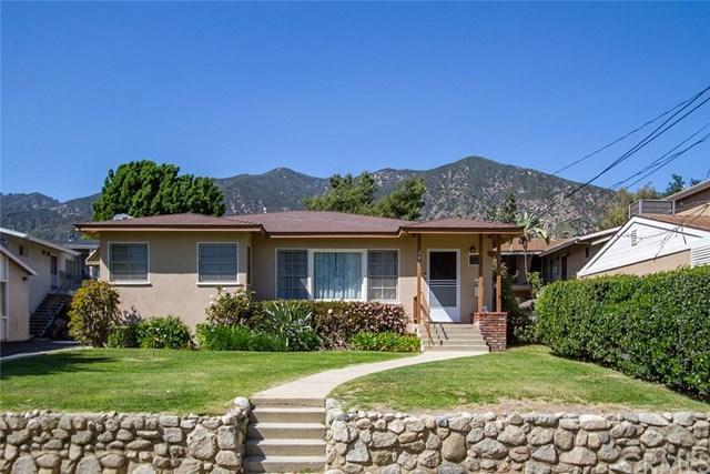 285 W Montecito Avenue, Sierra Madre, CA 91024 (#AR18087557) :: Impact Real Estate