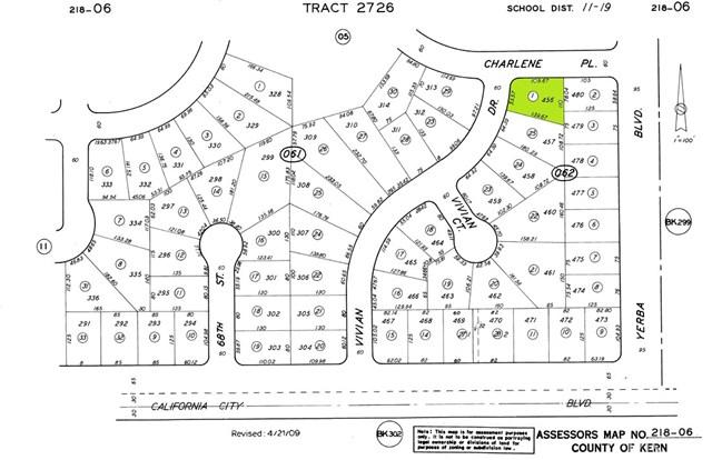 0 Vivian Drive, California City, CA 93505 (#SR18087986) :: RE/MAX Empire Properties