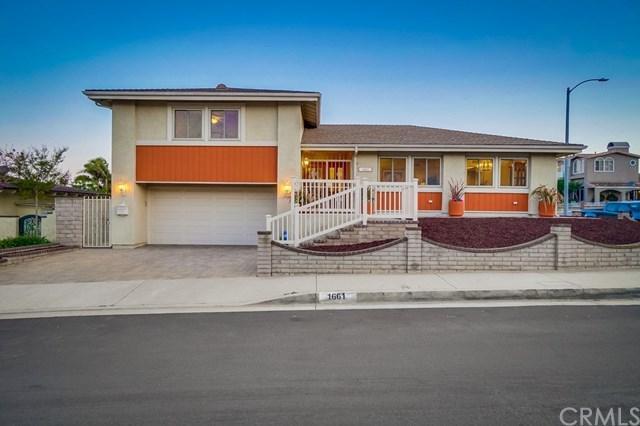 1661 Laraine Circle, San Pedro, CA 90732 (#SB18071700) :: Keller Williams Realty, LA Harbor