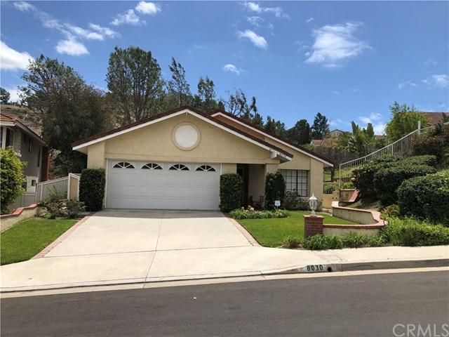 8030 E Kennedy Road, Anaheim Hills, CA 92808 (#OC18087576) :: Ardent Real Estate Group, Inc.