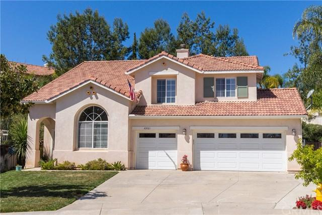 43021 Knightsbridge Way, Temecula, CA 92592 (#SW18088269) :: RE/MAX Empire Properties