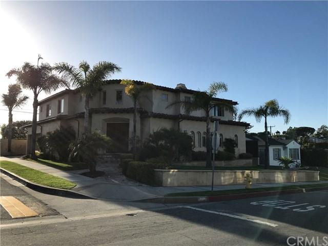 1701 N Meadows Avenue, Manhattan Beach, CA 90266 (#SB18088977) :: Keller Williams Realty, LA Harbor