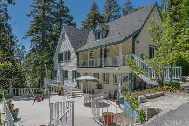 232 Bret Harte Road, Lake Arrowhead, CA 92352 (#EV18089101) :: RE/MAX Empire Properties