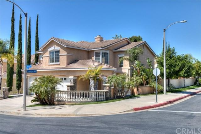 18857 Whitney Place, Rowland Heights, CA 91748 (#TR18087328) :: Kristi Roberts Group, Inc.