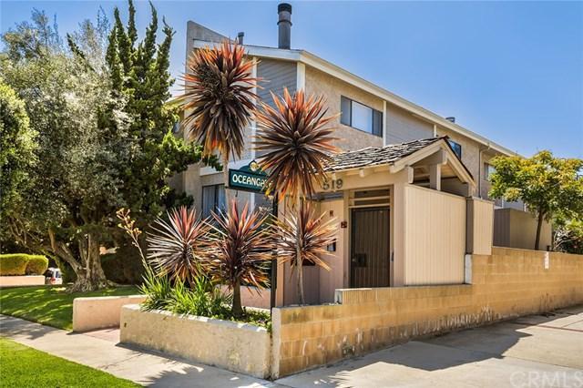 519 Meyer Lane #47, Redondo Beach, CA 90278 (#SB18087270) :: Keller Williams Realty, LA Harbor