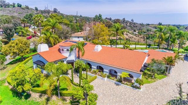 860 Reposado Drive, La Habra Heights, CA 90631 (#PW18088719) :: Impact Real Estate