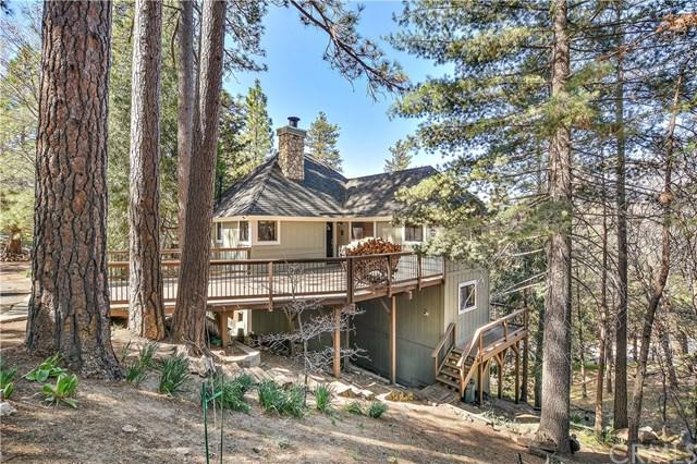 180 Grizzly, Lake Arrowhead, CA 92352 (#EV18089307) :: RE/MAX Empire Properties