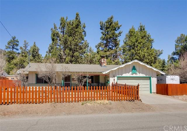 1117 Rocky Mountain Road, Big Bear, CA 92314 (#EV18089419) :: Kristi Roberts Group, Inc.
