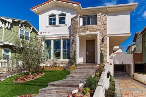 534 N Francisca Avenue A, Redondo Beach, CA 90277 (#SB18089551) :: Keller Williams Realty, LA Harbor