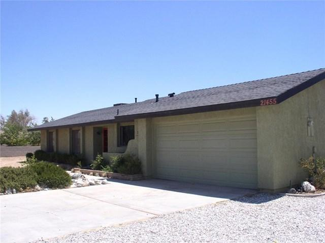 21455 Lone Eagle Road, Apple Valley, CA 92308 (#CV18088336) :: RE/MAX Empire Properties