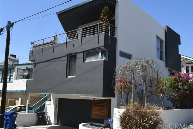 2311 Park Ave, Hermosa Beach, CA 90254 (#SB18089285) :: Keller Williams Realty, LA Harbor